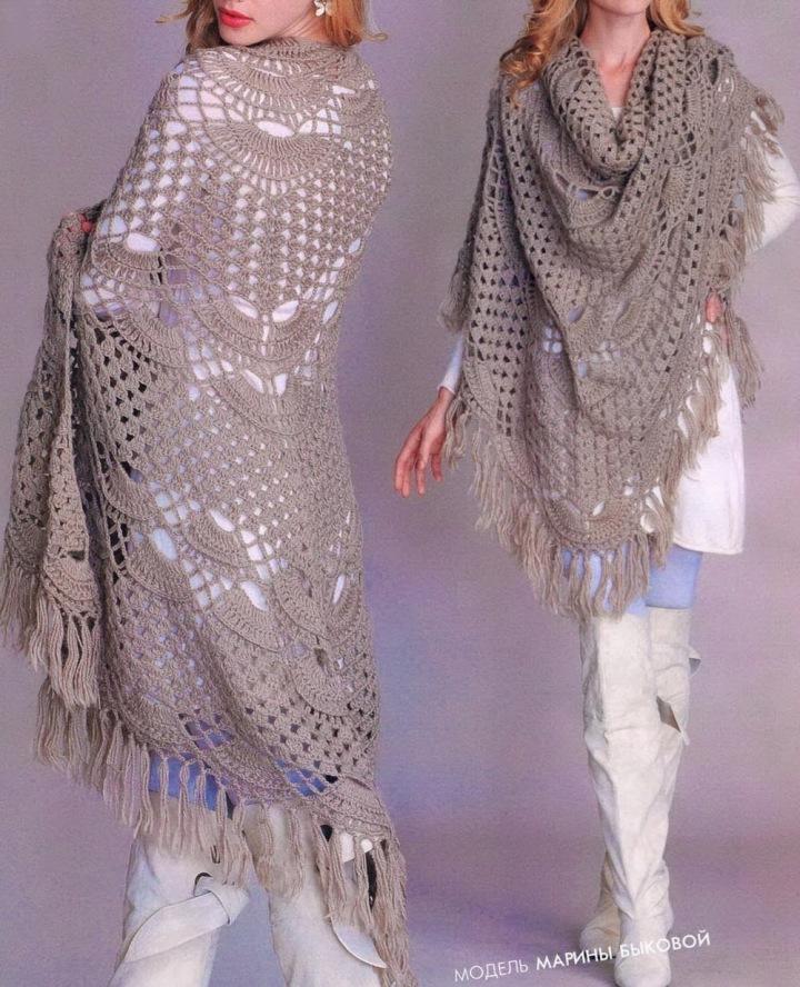 crochet-shawl-patter-sjal-women S21 (1)