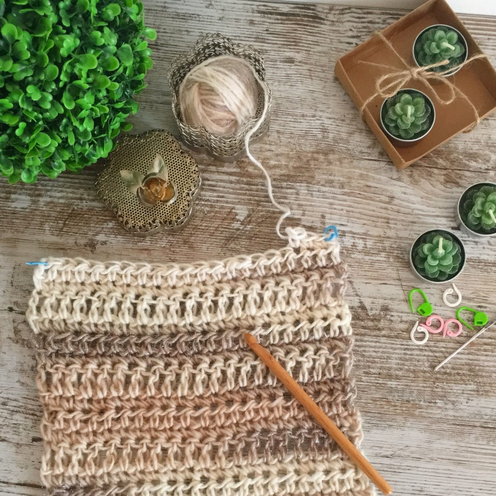 Tips Crochet. Bordes rectos