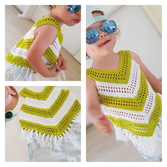 Top a crochet parapeques!